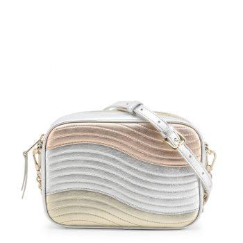 Túi đeo chéo Furla Swing Avorio size 20cm da thật 3 màu ánh kim