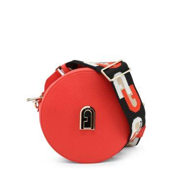 Túi đeo chéo FURLA SLEEK Mini màu đỏ