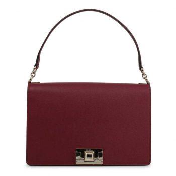 Túi cắp nách Furla MiMi Ciliegia Size 28cm da thật màu đỏ Cherry