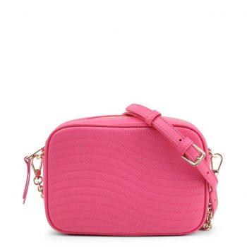 Túi đeo chéo Furla Swing Pink Mini size 20cm da thật màu hồng