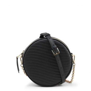 Túi tròn đeo chéo Furla Swing Mini Size 18cm da thật màu đen