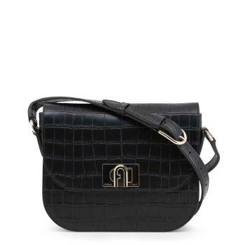 Túi đeo vai Furla 1927 S Nero Size 23cm Da Thật màu đen
