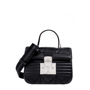 Túi xách Furla Fortuna size 23cm màu đen