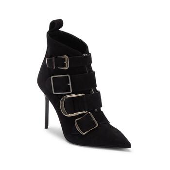 Giày Burberry Milner High Heel Bootie màu đen chính hãng