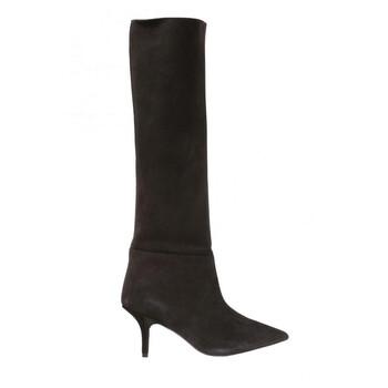 Giày Yeezy Graphite 70 High Boot Suede chính hãng