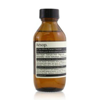 Mỹ phẩm chăm sóc da Aesop In Two Minds Facial Cleanser For Combination Skin 100ml/3.4oz chính hãng từ Mỹ US UK sale giá rẻ ở tại Hà nội TPHCM
