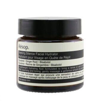 Mỹ phẩm chăm sóc da Aesop Seeking Silence Facial Hydrator For Sensitive Skin 60ml/2oz chính hãng từ Mỹ US UK sale giá rẻ ở tại Hà nội TPHCM