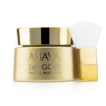 Mỹ phẩm chăm sóc da Ahava 24K Gold Mineral Mud Mask 50ml/1.7oz chính hãng từ Mỹ US UK sale giá rẻ ở tại Hà nội TPHCM