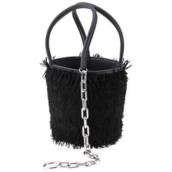 Alexander Wang Nữ Túi Hobo Roxy Mini Bucket - màu đen Chính hãng từ Mỹ