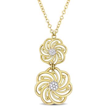 Trang sức Amour Vàng 10K Dây chuyền (vòng cổ) w/Lobster Claw Clasp chính hãng sale giảm giá sỉ rẻ nhất ở Hà nội TPHCM