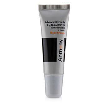 Mỹ phẩm chăm sóc da Anthony Logistics cho nam Advanced Formula Lip Balm SPF 25 Blood Orange 7g/0.25oz chính hãng từ Mỹ US UK sale giá rẻ ở tại Hà nội TPHCM