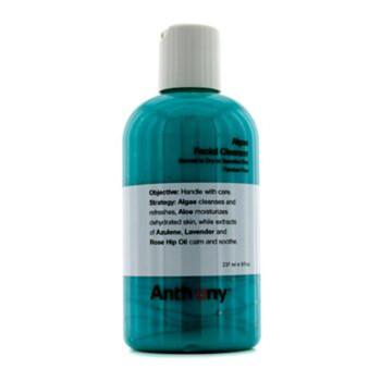 Mỹ phẩm chăm sóc da Anthony Logistics cho nam Algae Facial Cleanser (Normal To Dry Skin) 237ml/8oz chính hãng từ Mỹ US UK sale giá rẻ ở tại Hà nội TPHCM