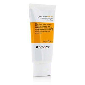 Mỹ phẩm chăm sóc da Anthony Logistics cho nam Day Cream SPF 30 90ml/3oz chính hãng từ Mỹ US UK sale giá rẻ ở tại Hà nội TPHCM