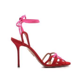 Giày Aquazzura nữ Azur 95 Sandals chính hãng