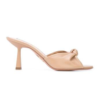 Giày Aquazzura nữ Pasha 75 Mules chính hãng