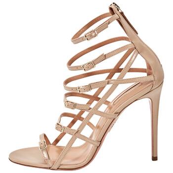 Giày Aquazzura nữ Super Model 105 Sandals chính hãng
