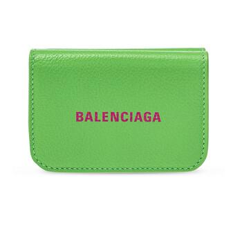 Balenciaga Nữ Cash Mini Trifold Ví Chính hãng từ Mỹ