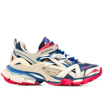 Giày Balenciaga nữ Track.2 Open Sneakers chính hãng sale giá rẻ