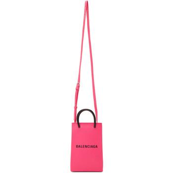 Balenciaga Shopping Phone Holder Bag chính hãng đang sale giảm giá ở Hà nội TPHCM