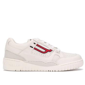 Giày Bally nữ Champion Low-top Sneakers màu trắng chính hãng sale giá rẻ
