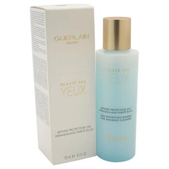 Mỹ phẩm chăm sóc da Guerlain Beaute des Yeux Biphase Eye Makeup Remover by Guerlain cho nữ 4.2 oz Makeup Remover chính hãng từ Mỹ US UK sale giá rẻ ở tại Hà nội TPHCM