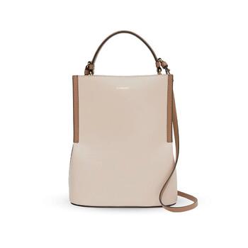 Burberry Beige Nữ Da Peggy Bucket Bag Chính hãng từ Mỹ