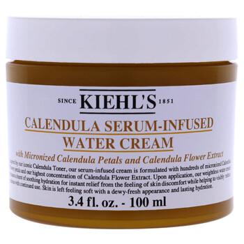 Mỹ phẩm chăm sóc da Kiehls Calendula Serum-Infused Water Cream by Kiehls cho nữ 3.4 oz Cream chính hãng từ Mỹ US UK sale giá rẻ ở tại Hà nội TPHCM