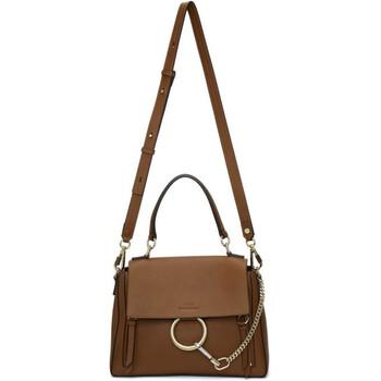 Chloe Brown size nhỏ Faye Day Bag Chính hãng từ Mỹ