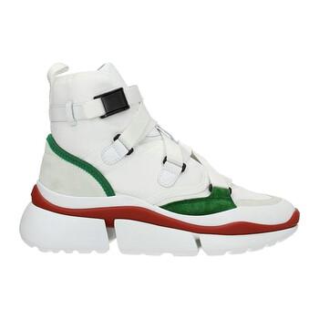 Giày Chloe nữ Sonnie High Top Sneakers chính hãng