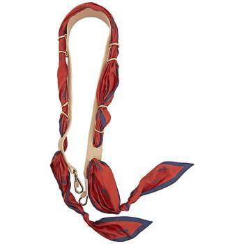 Chloe Nữ Da Bag Strap Scarf Strap màu đỏ Chính hãng từ Mỹ