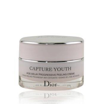 Mỹ phẩm chăm sóc da Christian Dior Capture Youth Age-Delay Progressive Peeling Creme 50ml/1.8oz chính hãng từ Mỹ US UK sale giá rẻ ở tại Hà nội TPHCM