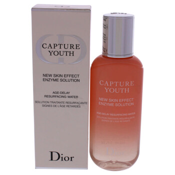 Mỹ phẩm chăm sóc da Christian Dior Capture Youth New Skin Effect Enzyme Solution Age-Delay Resurfacing Water chính hãng từ Mỹ US UK sale giá rẻ ở tại Hà nội TPHCM