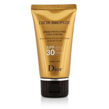 Mỹ phẩm chăm sóc da Christian Dior Dior Bronze Beautifying Protective Creme Sublime Glow SPF 30 For Face 50ml/1.7oz chính hãng từ Mỹ US UK sale giá rẻ ở tại Hà nội TPHCM