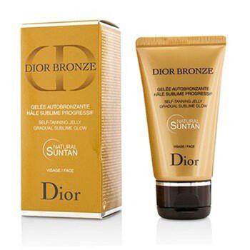 Mỹ phẩm chăm sóc da Christian Dior Dior Bronze Self-tanning Jelly Gradual Sublime Glow Face 50ml/1.7oz chính hãng từ Mỹ US UK sale giá rẻ ở tại Hà nội TPHCM