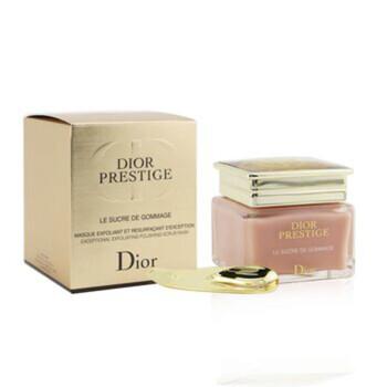 Mỹ phẩm chăm sóc da Christian Dior Dior Prestige Le Sucre De Gommage Exceptional Exfoliating Polishing Scrub Mask 150ml/5.9oz chính hãng từ Mỹ US UK sale giá rẻ ở tại Hà nội TPHCM