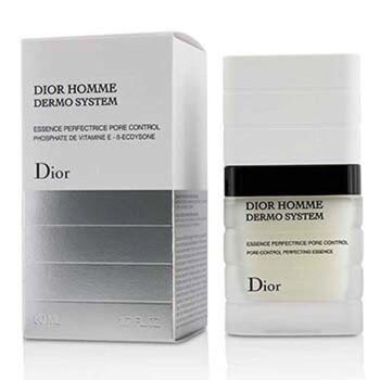 Mỹ phẩm chăm sóc da Christian Dior Homme Dermo System Pore Control Perfecting Essence 50ml/1.7oz chính hãng từ Mỹ US UK sale giá rẻ ở tại Hà nội TPHCM