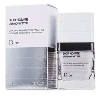 Mỹ phẩm chăm sóc da Christian Dior Homme Dermo System Repairing Moisturizing Emulsion 50ml/1.7oz chính hãng từ Mỹ US UK sale giá rẻ ở tại Hà nội TPHCM