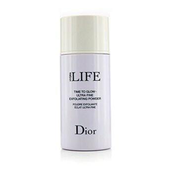 Mỹ phẩm chăm sóc da Christian Dior Hydra Life Time To Glow Ultra Fine Exfoliating Powder 40g/1.4oz chính hãng từ Mỹ US UK sale giá rẻ ở tại Hà nội TPHCM