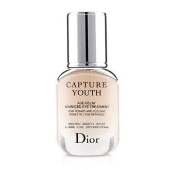 Mỹ phẩm chăm sóc da Christian Dior Ladies Capture Youth Age-Delay Advanced Eye Treatment 0.42 oz Skin Care 3348901420396 chính hãng từ Mỹ US UK sale giá rẻ ở tại Hà nội TPHCM