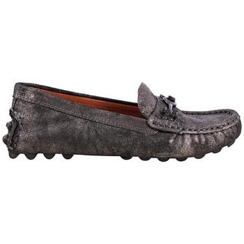 Giày Coach nữ Shoes Anthracite Crosby Driver chính hãng