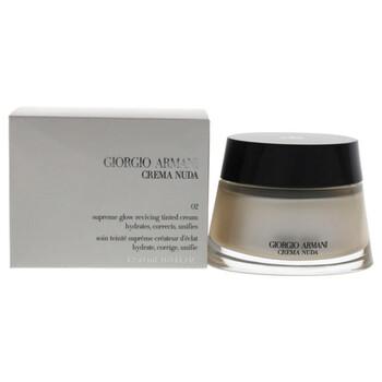 Mỹ phẩm chăm sóc da Giorgio Armani Crema Nuda 02 by Giorgio Armani cho nữ 1.69 oz Cream chính hãng từ Mỹ US UK sale giá rẻ ở tại Hà nội TPHCM