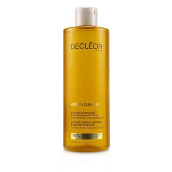 Mỹ phẩm chăm sóc da Decleor Aroma Cleanse Bi-Phase Caring Cleanser & Makeup Remover (Salon Size) 400ml/13.5oz chính hãng từ Mỹ US UK sale giá rẻ ở tại Hà nội TPHCM