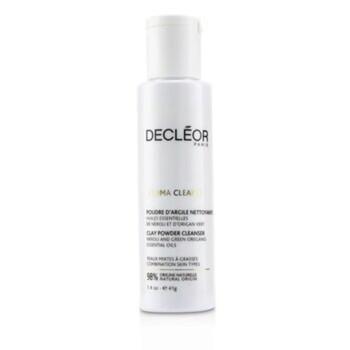 Mỹ phẩm chăm sóc da Decleor Aroma Cleanse Clay Powder Cleanser For Combination Skin Types 41g/1.4oz chính hãng từ Mỹ US UK sale giá rẻ ở tại Hà nội TPHCM