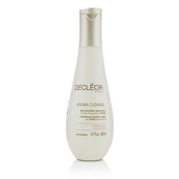 Mỹ phẩm chăm sóc da Decleor Aroma Cleanse Soothing Micellar Water (Sensitive Skin) 200ml/6.7oz chính hãng từ Mỹ US UK sale giá rẻ ở tại Hà nội TPHCM