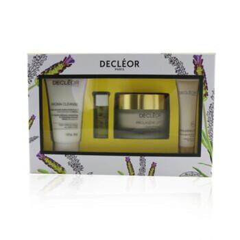 Mỹ phẩm chăm sóc da Decleor Firming Box: Aroma Cleanse 50ml+ Aromessence Lavanduka Iris 5ml+ Prolagene Lift Creme 50ml+ Prolagene Lift Masque 15ml 4pcs chính hãng từ Mỹ US UK sale giá rẻ ở tại Hà nội TPHCM