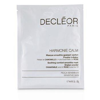 Mỹ phẩm chăm sóc da Decleor Harmonie Calm Soothing Comfort Smoothie Mask Shaker Powder For Sensitive Skin (Salon Product) 5x20g/0.7oz chính hãng từ Mỹ US UK sale giá rẻ ở tại Hà nội TPHCM