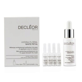 Mỹ phẩm chăm sóc da Decleor Hydra Floral White Petal Skin Perfecting Professional Mix (1x Concentrate 30ml