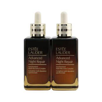 Mỹ phẩm chăm sóc da Estee Lauder Advanced Night Repair Synchronized Multi-recovery Complex Duo 2x100ml/3.4oz chính hãng từ Mỹ US UK sale giá rẻ ở tại Hà nội TPHCM