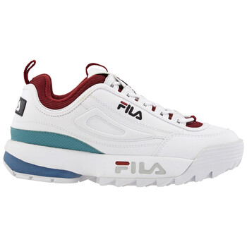 Giày Fila nữ Disruptor Colorblock Low Sneakers chính hãng sale giá rẻ