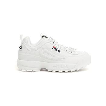 Giày Fila nữ màu trắng Disruptor Low Top Sneakers chính hãng